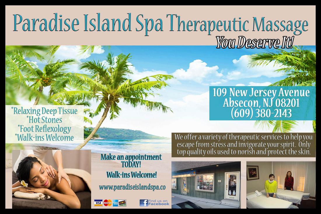 Paradise Island Spa Absecon Nj